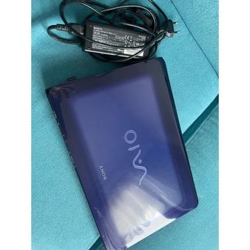 Sony Vaio VPCCA2S1E fioletowy intel i3