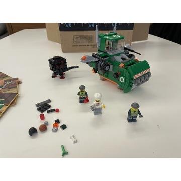 Lego Movie 70805 śmieciarka