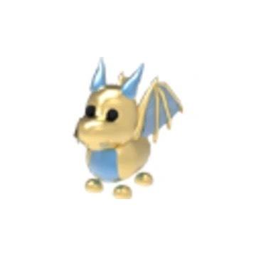 GOLDEN DRAGON ADOPT ME PET