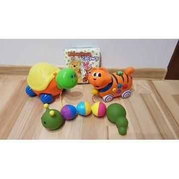 Zabawki niemowlęce