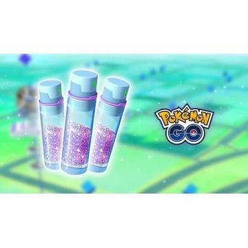 Pokemon go zdobywanie stardust.
