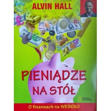 Alvin Hall Pieniądze na stół Johny Ball Matemagicy