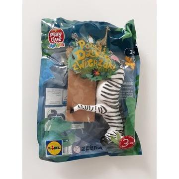 Zwierzaki Lidla zebra