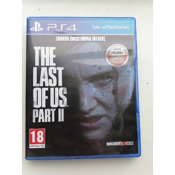 Gra The Last of Us part II Gra na konsole PS4 PL