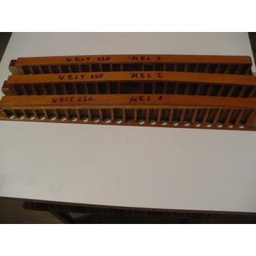 Głośnice akordeon 120 Weltmeister