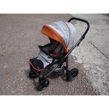 Wózek dziecięcy BEBETTO VULCANO 2w1 z opcją 3w1
