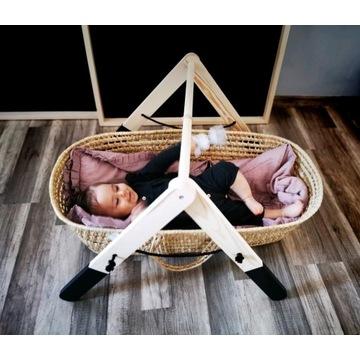 Stojak edukacyjny drewniany Baby Gym