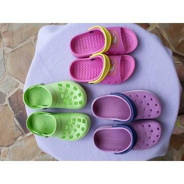 Sandałki  klapki  r 31     19, 5 cm
