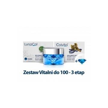 COLWAY COLVITA LUNACOL KREM BLUE +Moissanit Wys 0
