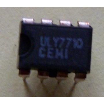 ULY7710 CEMI = LM710 komparator DIP-8