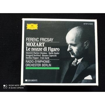 MOZART Nozze di Figaro FRicsay DGG UNIKAT