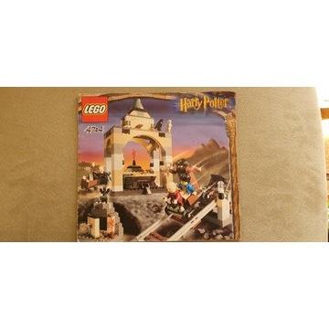 Lego harry potter hogwart 4714 unikat