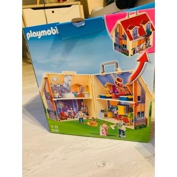 Playmobile 5167 domek walizka gratis dzień dziecka