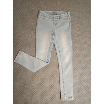 Spodnie Jeans - dziewczynka
