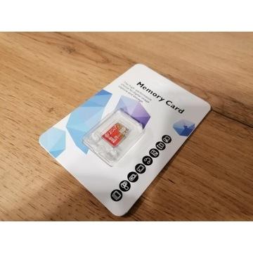 KARTA PAMIĘCI MICRO SD 128GB NOWA