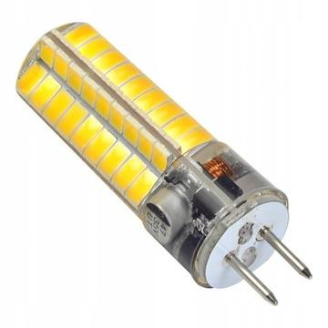 Żarówka LED GY6.35 6W=45W biały zimny MENGS