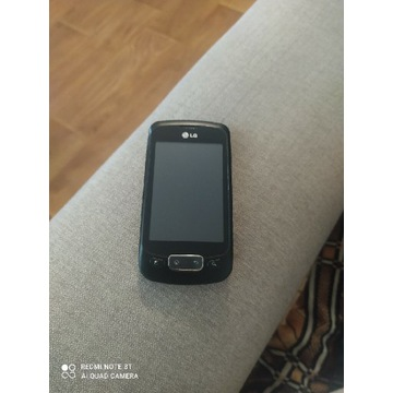 Smartfon LG p500