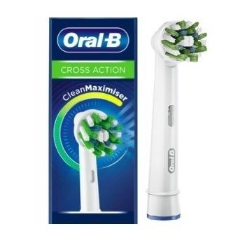 Koncówki Braun Oral-b Cross Action 1szt__ORYGINAŁ