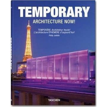 Temporary architecture now taschen