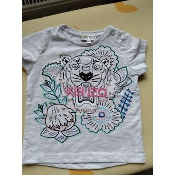 Koszulka bawełniana Kenzo rozmiar 71