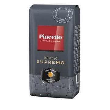 Kawa Piacetto Espresso Supremo 1000g Fv