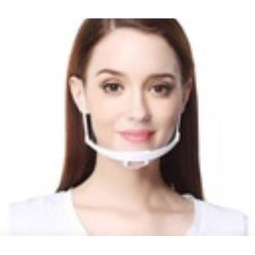 Mini przyłbica na usta i nos, maska + gratis