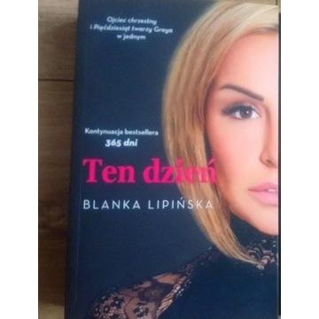 Książka pt Ten Dzień autor Blanka Lipińska