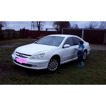 Sprzedam samochód Peugeot 607; 2,2 Diesel