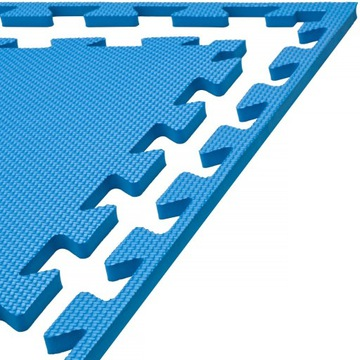 Mata 1cm puzzle piankowa fitness ćwiczeń jogi