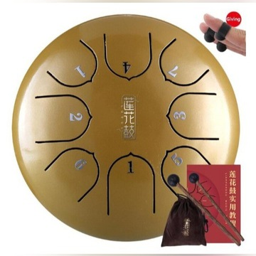 Handpan/instrument perkusyjny/bęben