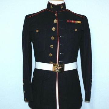 Marine Dress Blue Uniform  34R