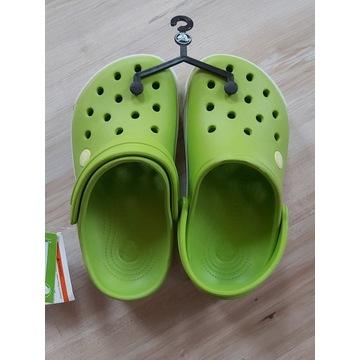 Klapki Crocs 33-34