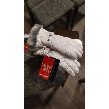Rękawice narciarskie Reusch Marle r.6 NOWE