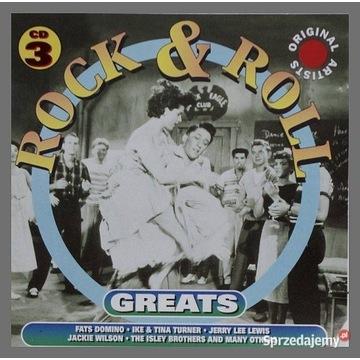 Rock & Roll Greats (3CD) (1999) (EU) (Jak nowe)