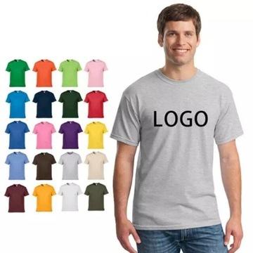 Koszulki z własnym logo t-shirt bluzy polo itp