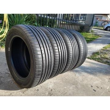 4x Opony Dunlop 205/55/16R_91V_7mm_2019r