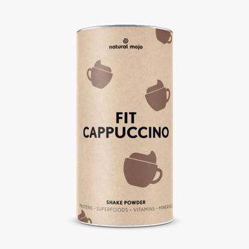 Natural Mojo Fit Cappucino koktajl białkowy