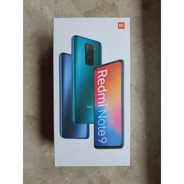 Xiaomi Redmi Note 9 Midnight Grey