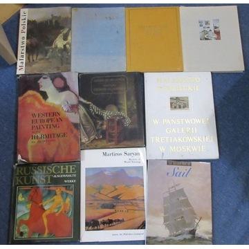 24 książki malarstwo / historia sztuki