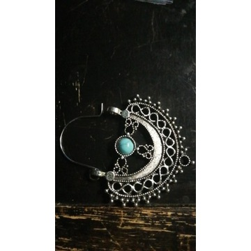 Kolczyki Walkiria Wikingowie biżuteria wikingów