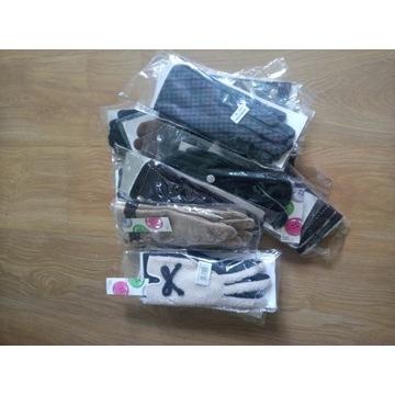 Hurt sprzedam 14 par nowych rękawiczek różne