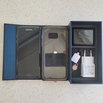 Samsung Galaxy S7 EDGE SM-G935F czarny stan bdb