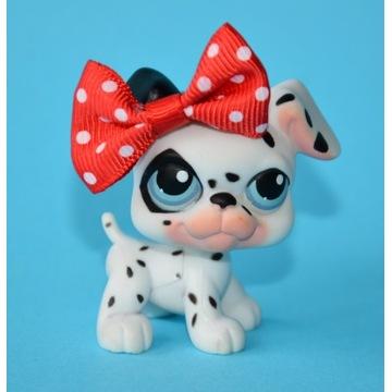 Piesek Dalmatyńczyk #44 Littlest Pet Shop ORYGINAŁ
