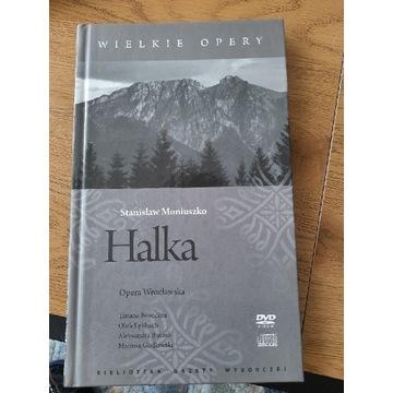 Moniuszko HALKA Opera Wrocławska dvd