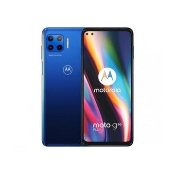 Motorola Moto G 5G Plus 6/128GB Surfing Blue -NOWA