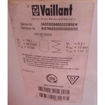 zasobnik stojący Vaillant 150l