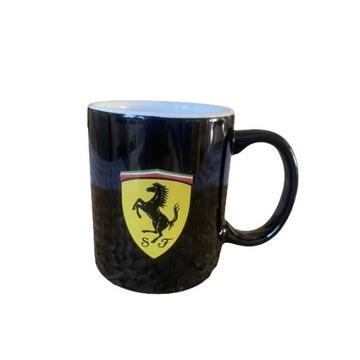Kubek Ferrari Czarny Kolekcjonerski