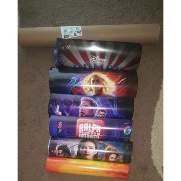 Plakaty bajkowe i filmowe Avengers Marvel Król Lew