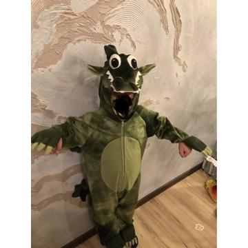 Dinozaur/krokodyl - strój 116