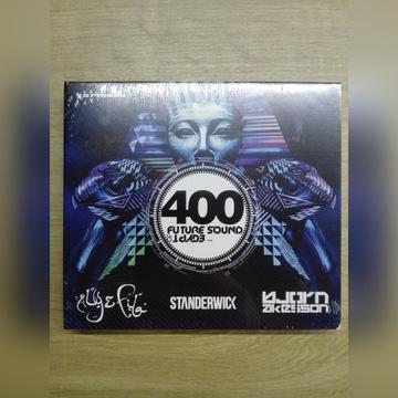 Aly & Fila - Future Sound Of Egypt 400,3CD, nowa
